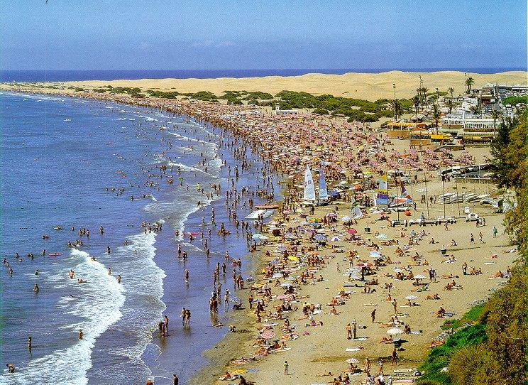 Playa del ingles maspalomas 6